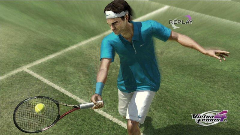 Il quarto tennista virtuale