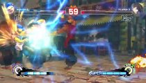 Super Street Fighter IV Arcade Edition - Gameplay Yun vs. Yang