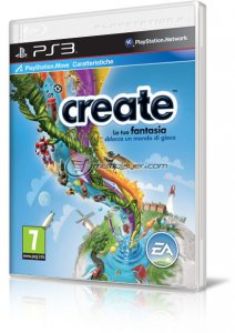 Create per PlayStation 3