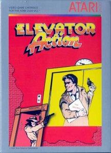 Elevator Action per Atari 2600