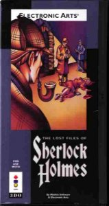 Lost Files of Sherlock Holmes, The per 3DO