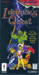 Lucienne's Quest per 3DO