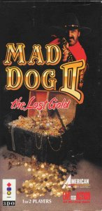 Mad Dog II: The Lost Gold per 3DO