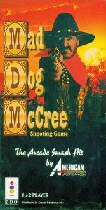 Mad Dog McCree per 3DO