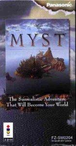Myst per 3DO