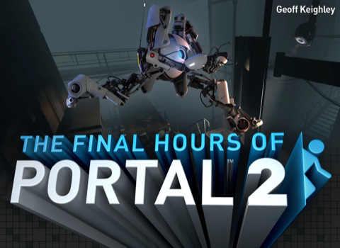 All'origine, Portal 2 non doveva contenere portali
