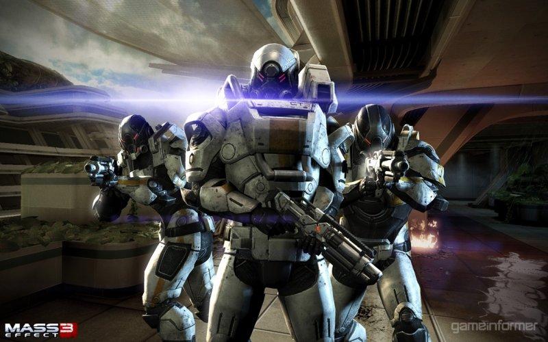 Una demo di Mass Effect 3 prima del rilascio?