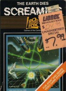 Earth Dies Screaming per Atari 2600