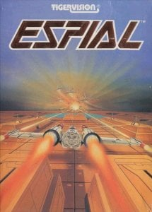 Espial per Atari 2600