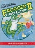 Frogger II: Threeedeep! per Atari 2600