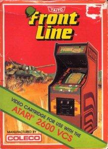 Front Line per Atari 2600