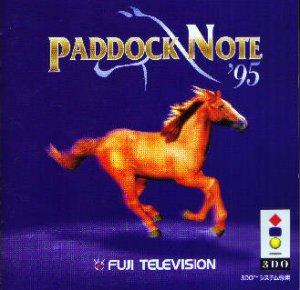 Paddock Note '95 per 3DO