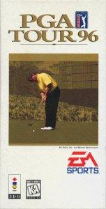 PGA Tour Golf '96 per 3DO