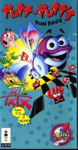Putt-Putt's Fun Pack per 3DO