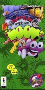 Putt-Putt Goes to the Moon per 3DO