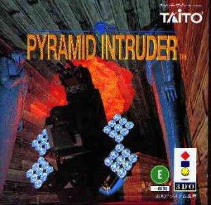 Pyramid Intruder per 3DO