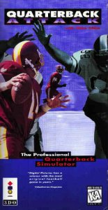 Quarterback Attack per 3DO