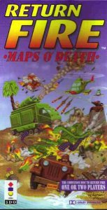 Return Fire: Maps of Death per 3DO