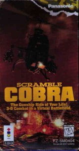 Scramble Cobra per 3DO