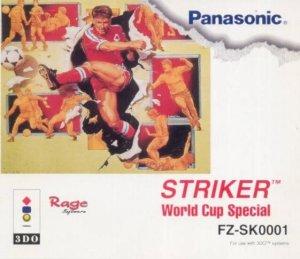 Striker: World Cup Special per 3DO