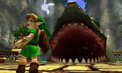 Il 20% dei possessori di 3DS ha acquistato Ocarina of Time 3D