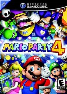 Mario Party 4 per GameCube