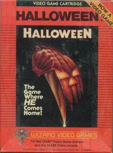 Halloween per Atari 2600