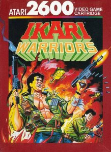 Ikari Warriors per Atari 2600