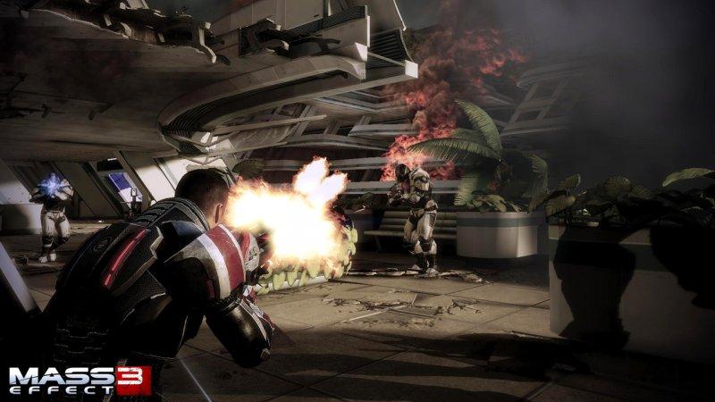 BioWare imparerà dai propri errori per Mass Effect 3
