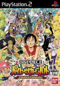 One Piece: Pirates' Carnival per PlayStation 2