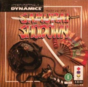 Samurai Shodown per 3DO