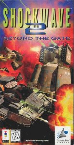 Shockwave 2: Beyond the Gate per 3DO