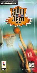 Slam 'n Jam '95 per 3DO