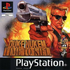 Duke Nukem: Time to Kill per PlayStation