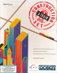A-Train Construction Set per Amiga