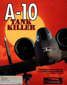 A-10 Tank Killer Extra Missions per Amiga