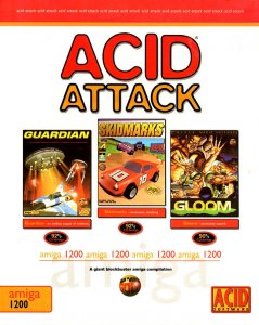 Acid Attack per Amiga