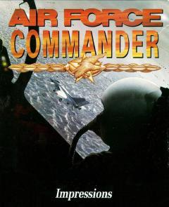 Air Force Commander per Amiga