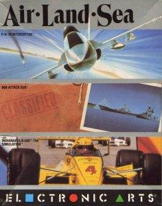 Air Land Sea per Amiga