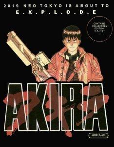 Akira per Amiga