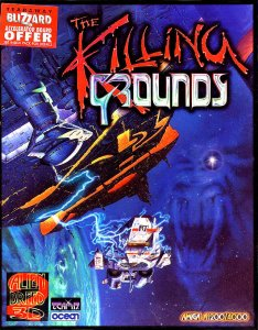 Alien Breed 3D II: The Killing Grounds per Amiga