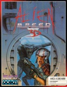 Alien Breed 3D per Amiga
