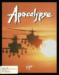 Apocalypse per Amiga