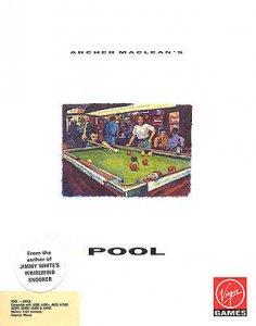 Archer Maclean's Pool per Amiga