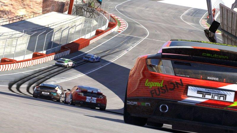 TrackMania 2 Canyon giocabile alla Gamescom
