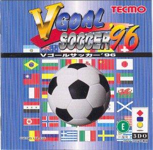 V-Goal Soccer '96 per 3DO