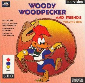 Woody Woodpecker & Friends Volume I per 3DO