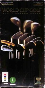 World Cup Golf per 3DO