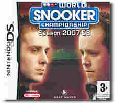 World Snooker Championship Season 2007-08 per Nintendo DS