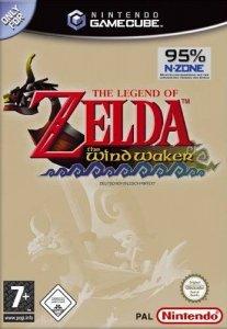 The Legend of Zelda: The Wind Waker per GameCube